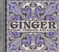 ginger - going through arlanda ( 2010 )  CD