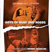 LE JOUR DU VIN ET DES ROSES (DAYS OF WINE AND ROSES) - HENRY MANCINI (CD)