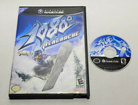 1080°: Avalanche Standard Edition (Nintendo GameCube, 2003) In Box