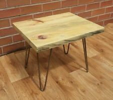 Steel Square Patio Coffee Tables