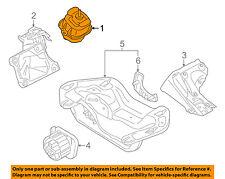 BMW OEM 08-16 X6-Engine Motor Mount Torque Strut 22116780653