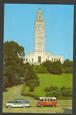 Unused Postcard Louisiana State Capitol Baton Rouge LA