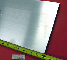 "1/2"" X 8"" X 12"" ALUMINUM 6061 FLAT BAR SOLID T6511 New Mill Stock Plate .50""x8.0"