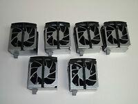 Lot of 6 HP Proliant DL380 G3 G4 Server CPU Case Fans Small Mini