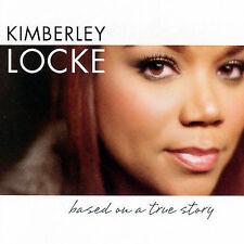 KIMBERLEY LOCKE - Based on a True Story (CD, 2007, Curb Records)