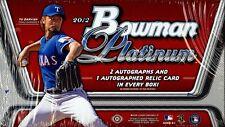 2012 Bowman Platinum COMPLETE PROSPECT SET #1-100 Sano Profar Machado Sanchez