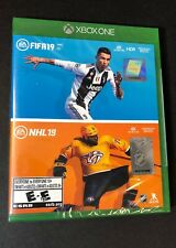 FIFA 19  & NHL 19 Bundle Pack (XBOX ONE) NEW
