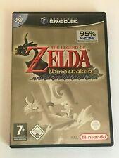 The Legend of Zelda The Windwalker Disc Defekt OVP Nintendo Gamecube (AV17-S7BQ)