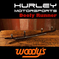 """WOODY'S Dooly 6"""" Carbide Runners - YAMAHA - DY6-6580 - 2 Pack"""