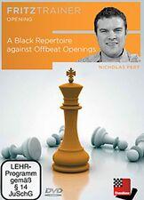 ChessBase Pert - A Black Repertoire against Offbeat Openings - NEU / OVP