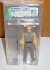 1980 STAR WARS LOBOT ACTION FIGURE AFA UNCIRCULATED 75 EX+/NM