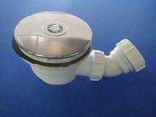 Siphon douche 90mm chromé Mc ALPINE réf. ST90CP10