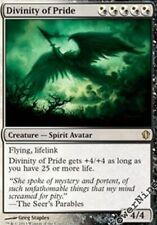 4 PreCon PLAYED Divinity of Pride - Hybrid C13 Commander 2013 Mtg Magic Rare 4x