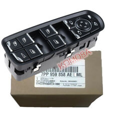 OEM Power Front Window Control Master Switch For Porsche Panamera Cayenne Macan