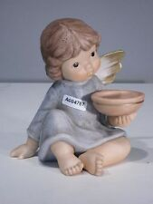 +# A004787_01 Goebel Archiv Erstmuster Nina & Marco, Engel mit Teelichthalter