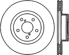 Disc Brake Rotor-C-TEK Standard Front Centric 121.47012