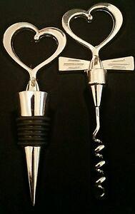Wedding Party Gift Set for Bridesmaids and Groomsmen Gift Set Wine Bottle Opener