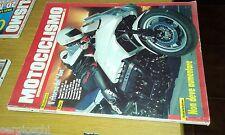 MOTOCICLISMO #  4-APRILE 1990-DUCATI 851 SP 2-BMW K 100 RS 16V-SUZUKI XV 800 etc