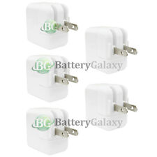 5 USB Battery RAPID Home Wall Charger for TABLET Apple iPad 2 2nd GEN 3,100+SOLD