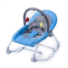 Babyzone Sdraietta happy con arco giochi azzurra