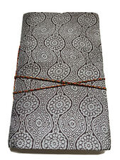 Anokhi Fabric Covered Notebook