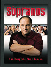 NEW!!! The Sopranos - The Complete First Season (DVD, 2013, 4-Disc Set)