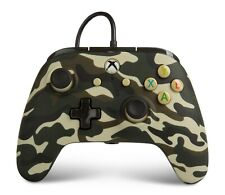 PowerA Wired Controller Xbox One & Win 10 - Forest Cloud Camo (150848-03) ™