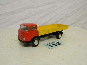 Tekno Denmark 1:50 Mercedes-Benz 4 Wheel Open Lorry