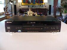Pioneer ELITE DV-47Ai Advanced PureCinema Progressive DVD/CD/SACD Super Audio CD