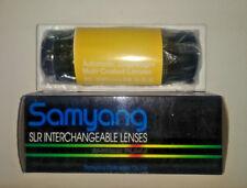 Minolta (Samyang) 60-300mm/F4.0-5.6 SLR Interchangeable Macro Lens (BRAND NEW!)