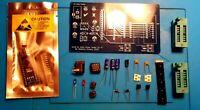 D.I.Y KIT - 4116 & 4164 DRAM TESTER  - ZX Spectrum 48k / 128k / C64 & more.