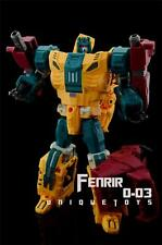New Transformers Unique Toys UT O-03 Ordin Troll Fenrir Sinnertwin MISB IN STOCK