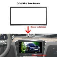 Universal 2 Din Frame Car Stereo Radio Frame Fascia Panel DVD Player Trim Kit