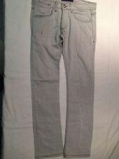 X-cape - Jeans colore grigio chiaro - taglia 46 - 97% cotone 3% Lycra - USATI