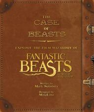 The Case of Beasts-Explore Film Wizardry Fantastic Beasts & Where to Find Them