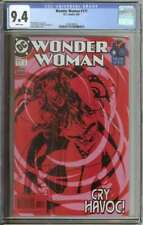 WONDER WOMAN #171 CGC 9.4 WHITE PAGES