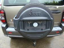 JEEP CHEROKEE LOWER TAILGATE KJ, WITHOUT KEY LOCK IN HANDLE TYPE, 09/01-12/07