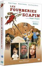 DVD *** LES FOURBERIES DE SCAPIN *** avec Michel Galabru  ( neuf sous blister )