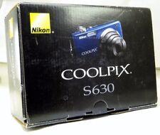 Empty Box  for Nikon Coolpix S630 camera