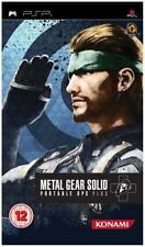 METAL GEAR SOLID PORTABLE OPS PLUS PSP GAME