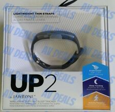 UP2 by Jawbone Activity + Sleep Tracker, Gunmetal Hex, Lightweight Thin Straps
