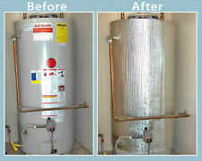 """Water Heater Blanket Insulation, """"NON FIBERGLASS"""", Fits up to 80 Gallons Tank"""