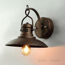 Retro Industrial WALL LIGHT Adjustable Metal Rustic Wall Lamps Lighting Fixtures