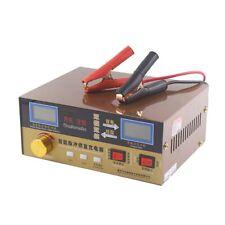 CARICABATTERIE 12/24V + DESULFATOR Batterie Aktivator, Desulfator- Refresher