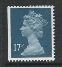 SPECIAL OFFER GREAT BRITAIN 1971-96 17p RIGHT BAND SG X911 MNH.