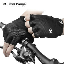 Anti-sweat Outdoor Cycling Gloves Breathable Summer Sports Short Finger Gloves