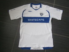 "Canadá Vancouver Whitecaps 2008/09 MLS Umbro Hogar Camiseta de fútbol (36"" lb)"