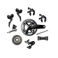 Shimano Dura-Ace R9100 2 x 11 speed 50/34T Road Bike Bicycle Groupset Build Kit