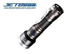 New Jetbeam WL-S1 Cree XM-L2 700 Lumens LED Flashlight ( AA, 2A, CR123A, 16340 )
