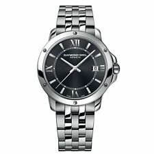 Raymond Weil 5591-ST-00607 Men's Tango Dark Gray Quartz Watch